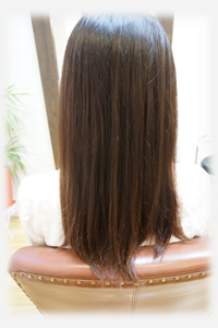 hair is fasion